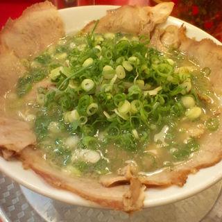 チャーシュー麺(もっこす 谷上店 )