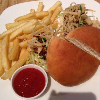 ローストポークサンドイッチ(トミーバハマ)