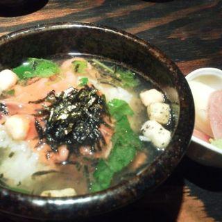お茶漬け(塩辛)(銀や 太融寺店 (ギンヤ))
