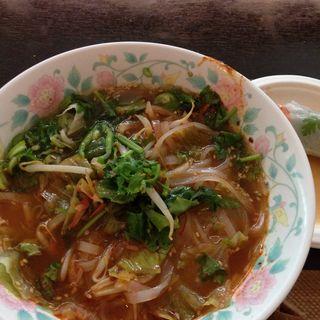 野菜のフォーセット(ベトナムチョ(市場) )