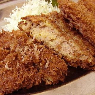 メンチカツ定食(トキワ )