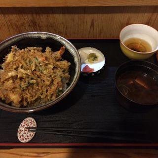 天丼(天ぷら よしおか (吉岡))