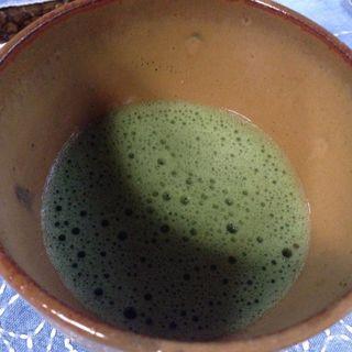 抹茶(街道そばたからい)