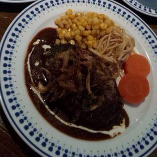 ハンバーグステーキ(DiningAnd (ダイニングアンド))