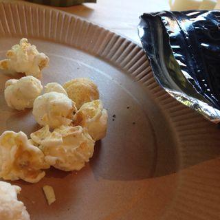 トリュフフロマージュ、ポルチーニ(ククルザポップコーン 表参道ヒルズ店 (KuKuRuZa Popcorn))