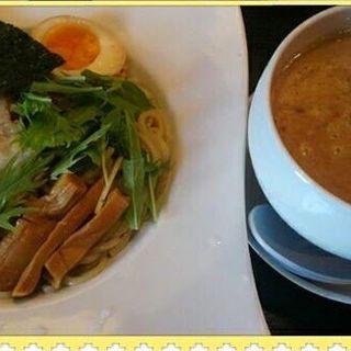 豚とお魚つけ麺(まるやき翔華)