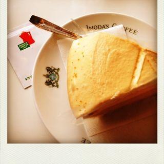 レモンパイ(イノダコーヒー本店)