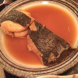 カレイの煮付け定食(三亀勢 )