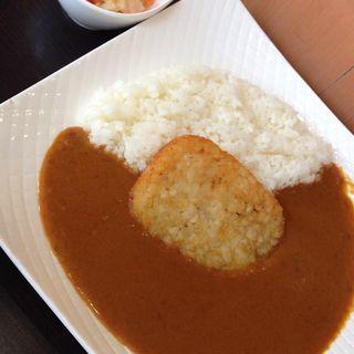 ハッシュドポテトカレー(クローバーカレー (CLOVER Curry))