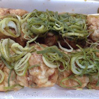 たこ焼き(8個) ねぎポン酢味(蛸也 )