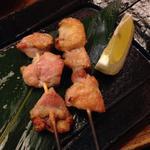 鶏もも串焼き 塩(赤から 京都亀岡店 )