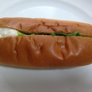 ポテトサラダドッグ(ベーカリー&カフェ ル・パセリ)