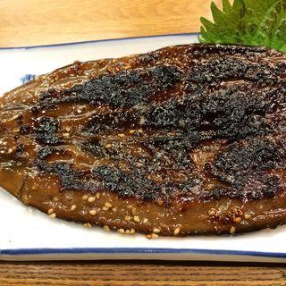 秋刀魚のみりん干し焼き(じゃじゃ馬)