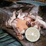 那須鶏の塩麹漬け焼き