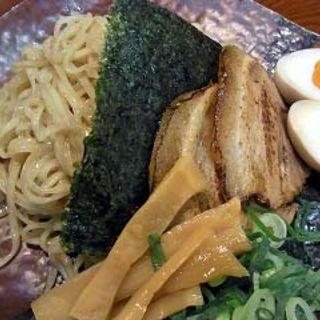 厚切り炙りとろ肉つけ麺(二代目五山 )