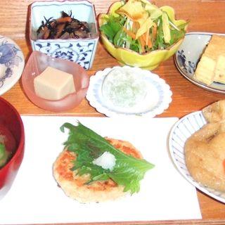 おばんざいランチ(cafe 我楽苦多 (カフェ ガラクタ))