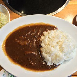カレーランチ(焼肉OGAWA 大森店 (ヤキニクオガワ))