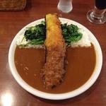 おおなすカレー(文化屋カレー店)
