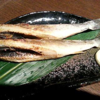 炭火焼氷下魚(ぶたいち 東京人形町店 )