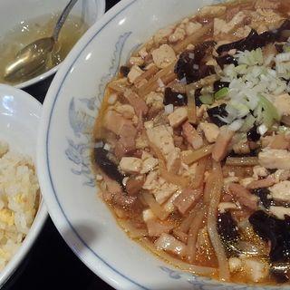 酸辣湯麺・炒飯(麗郷(レイキョウ))