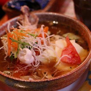 スープカレー(チキン)(マジックスパイス札幌本店)