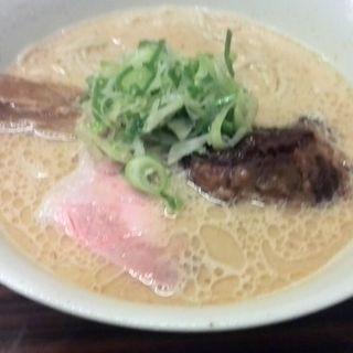 鶏豚節らーめん3.4(らーめん会)
