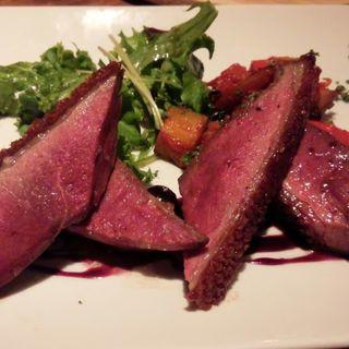 フランス産 鴨のロースト(ラインワインダイニング (LINE WINE dining))