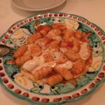 トマトとモッツァレラのソレント風ニョッキ
