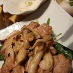 鶏肉の塩麹焼き(ランチメニュー/本日のお肉料理)