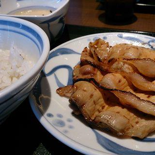 豚味噌焼き定食(ねぎし 青山通り店 )