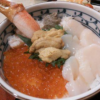 海鮮丼(みそ家米ぞう (みそやこめぞう))