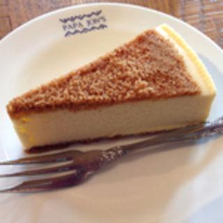 ニューヨークチーズケーキ(パパジョンズイータリー)