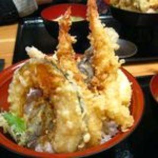 天丼(米福 四条烏丸 )