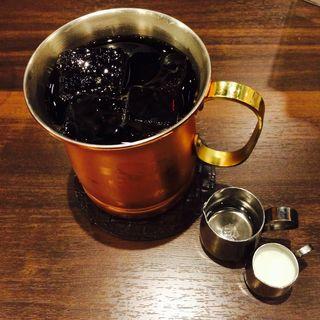 アイスコーヒー(星乃珈琲店 三軒茶屋店 )