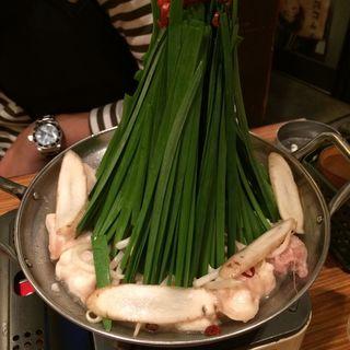 もつ鍋(なぎ屋)