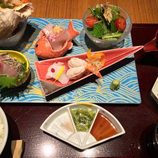 お刺身ご飯(銀座 遠音近音 (Ochi Kochi))