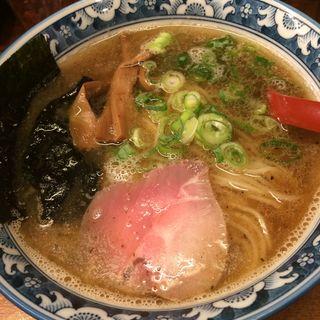 煮干しラーメン(薫 )
