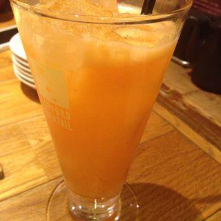 ミックスジュース(にんじん×リンゴ)(ひだまり農園)
