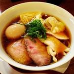 味玉醤油らぁめん  (麺屋 維新 (めんや いしん))
