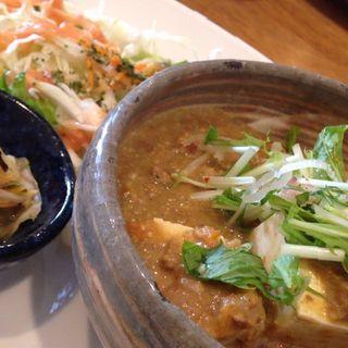 豆腐入り玄米和風カレー(実身美(さんみ))