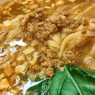 坦々麺(中華屋がっつ )