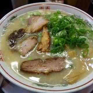 ラーメン白(麺屋あさひ )