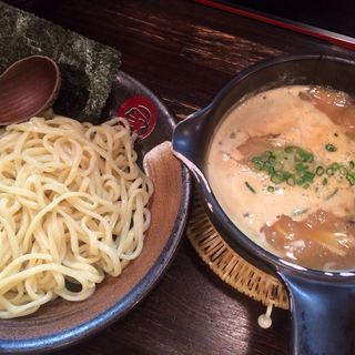 醤油つけ麺(つけ麺 まるや)