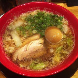 鶏醤ラーメン(まこと屋 心斎橋店 )