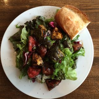 アボカドとトマトのサラダ(Lunch)(ビルボケ 1号店 (le bilboquet))