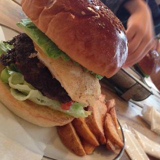 (ArmS Park Side Burger Shop)