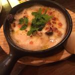 カキとキノコのチーズグラタン(和食バル タケイチ (和食BAL Takeichi))