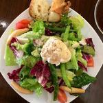 Dish's half salada[バケット付]