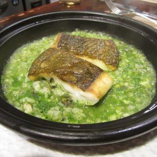 鮮魚と野菜と貝類のリゾット(Y'S (ワイズ))