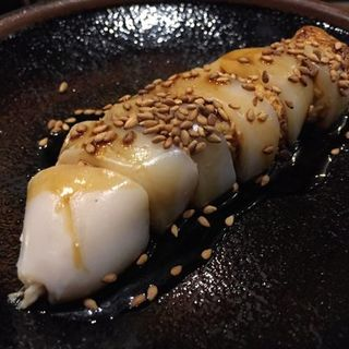calamari(Sushi Sasabune)